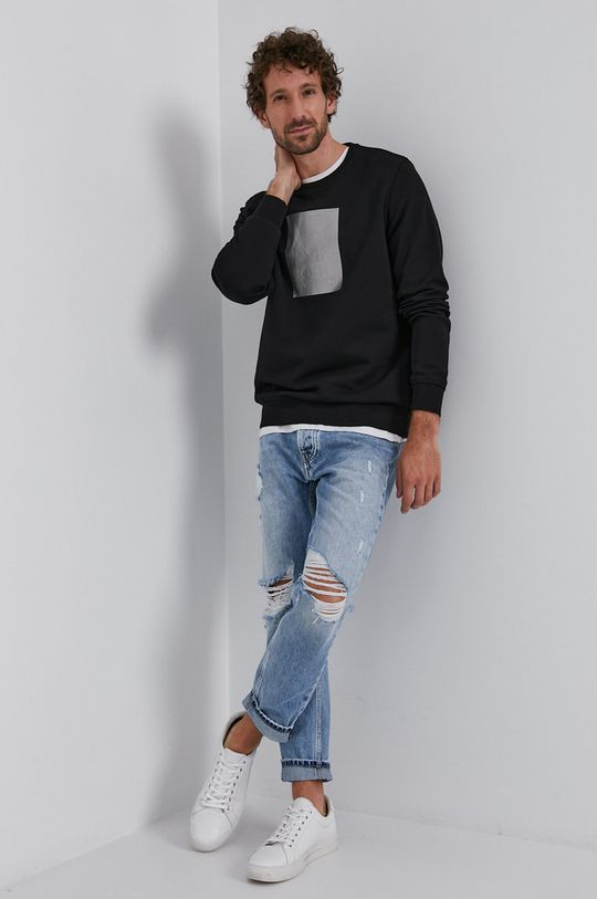 Karl Lagerfeld - Mikina černá