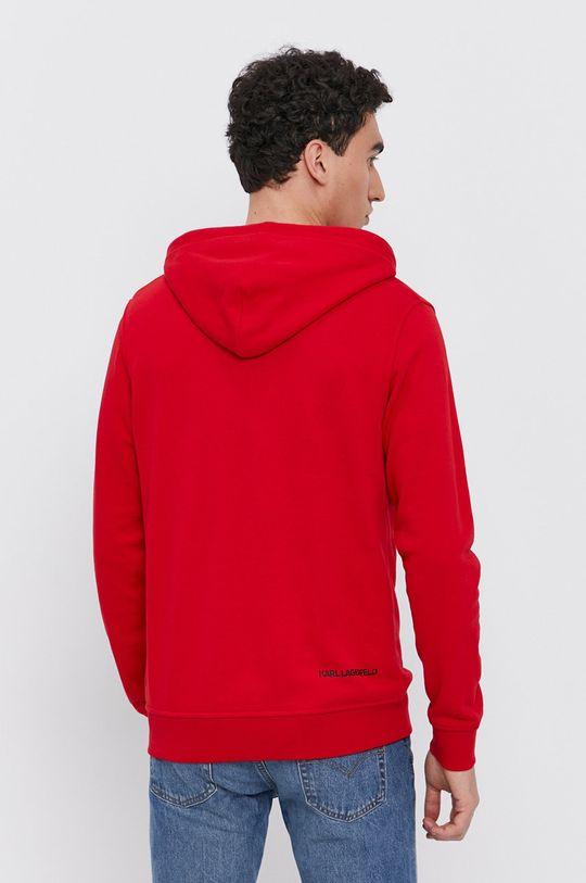 Karl Lagerfeld - Bluza Podszewka: 100 % Bawełna, Materiał zasadniczy: 87 % Bawełna, 13 % Poliester