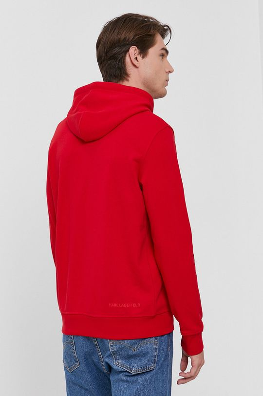 Karl Lagerfeld - Bluza 87 % Bawełna, 13 % Poliester