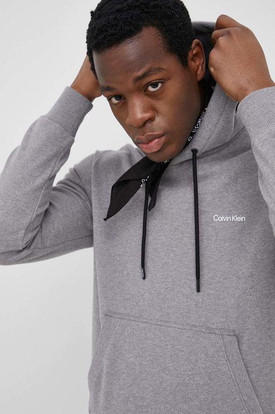 szary Calvin Klein - Bluza