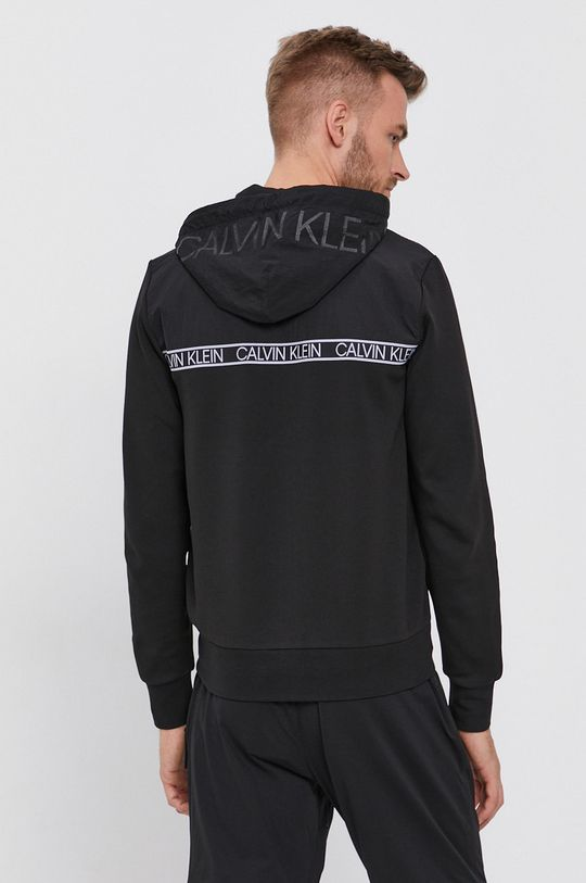 Calvin Klein - Mikina  Materiál č. 1: 14% Bavlna, 36% Polyester, 50% Organická bavlna Materiál č. 2: 100% Polyamid