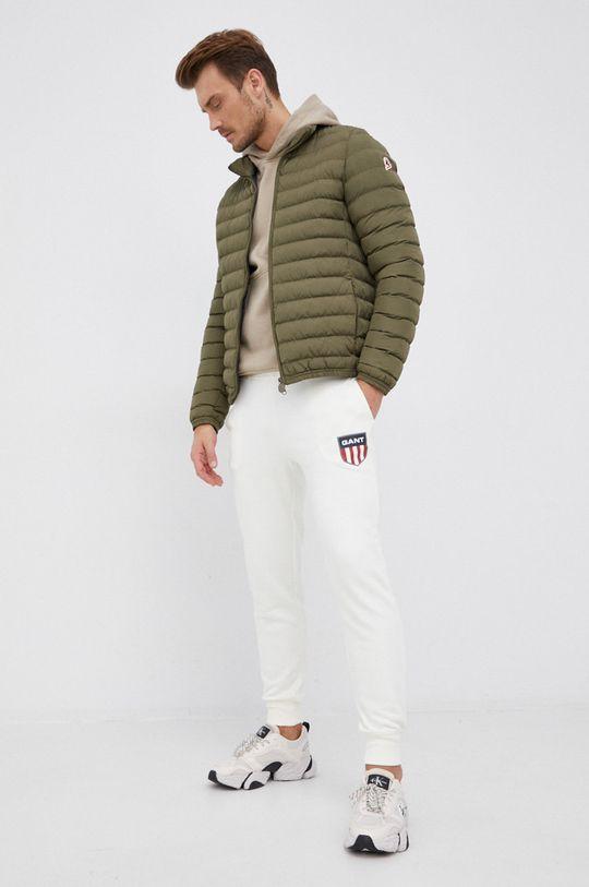 Calvin Klein Jeans - Mikina béžová