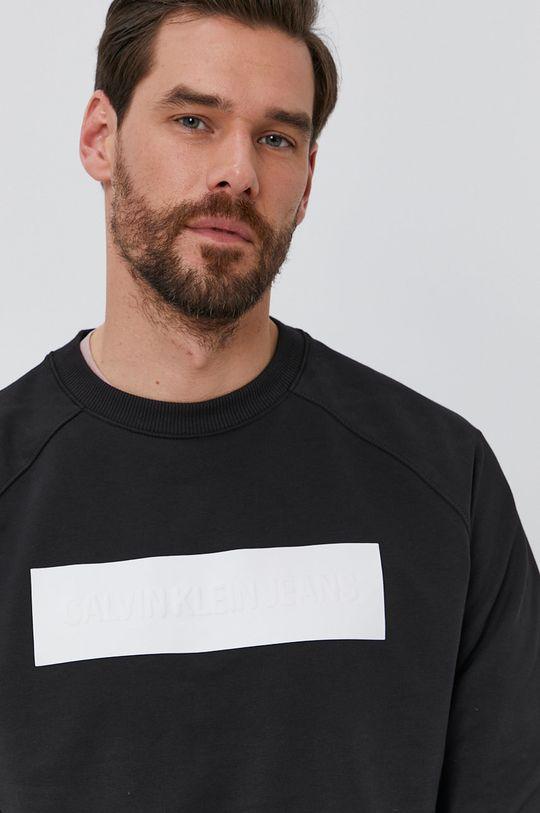 fekete Calvin Klein Jeans - Felső Férfi