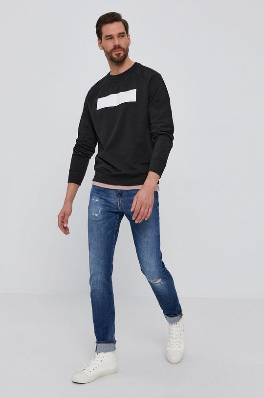 Calvin Klein Jeans - Felső fekete
