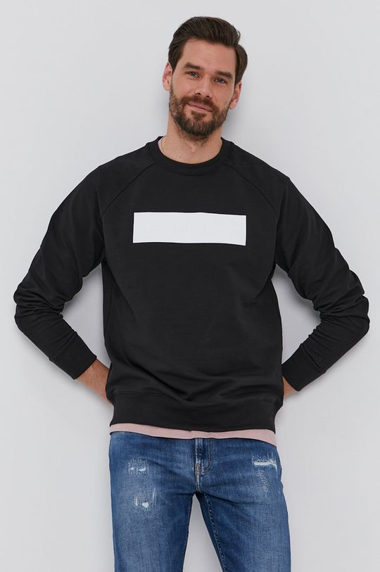 fekete Calvin Klein Jeans - Felső