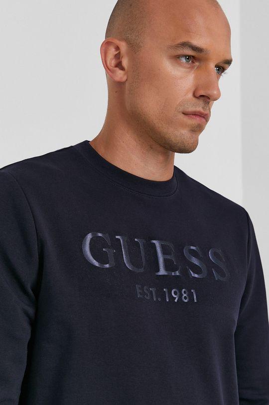 námořnická modř Guess - Mikina