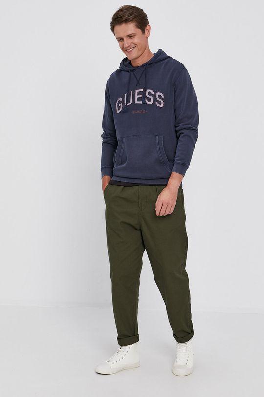 Guess - Mikina námořnická modř