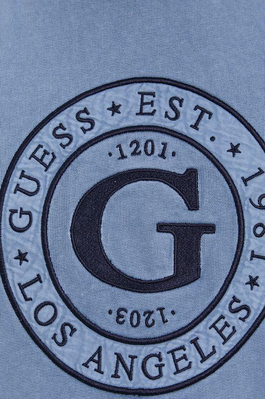 Guess - Bavlněná mikina Pánský