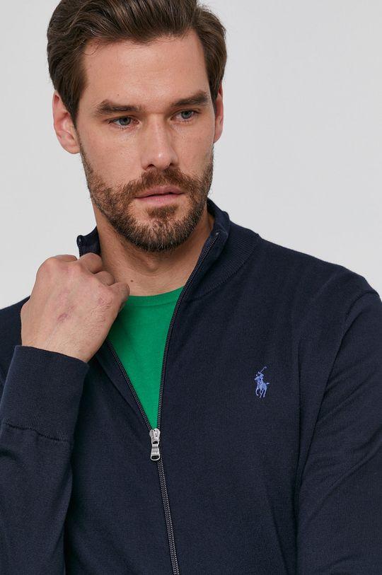 granatowy Polo Ralph Lauren - Bluza bawełniana