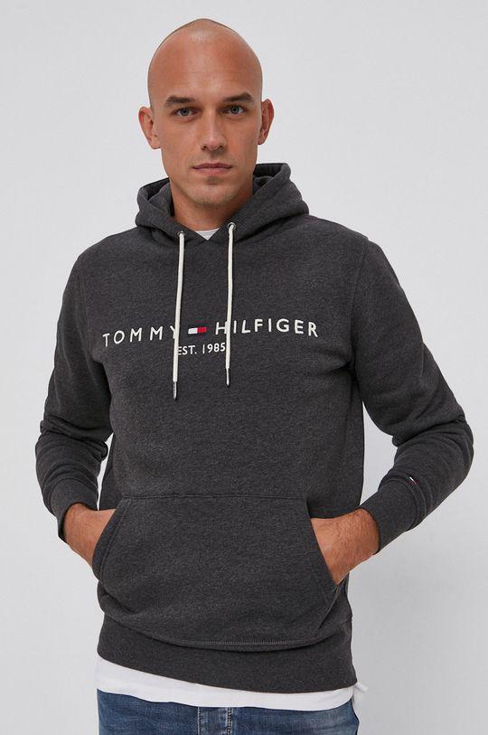 grafitowy Tommy Hilfiger - Bluza