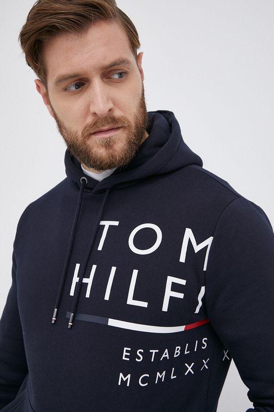 granatowy Tommy Hilfiger - Bluza