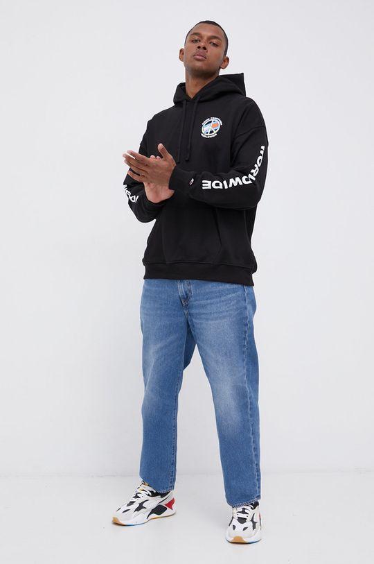 Tommy Jeans - Bluza bawełniana Materiał zasadniczy: 100 % Bawełna