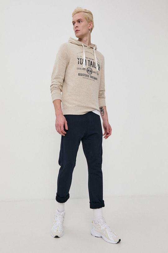 bej Tom Tailor - Bluza De bărbați