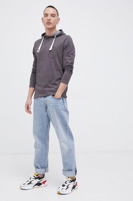 Tom Tailor - Bluza szary