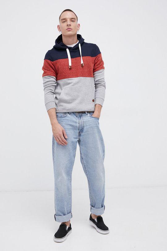 Tom Tailor - Bluza granatowy