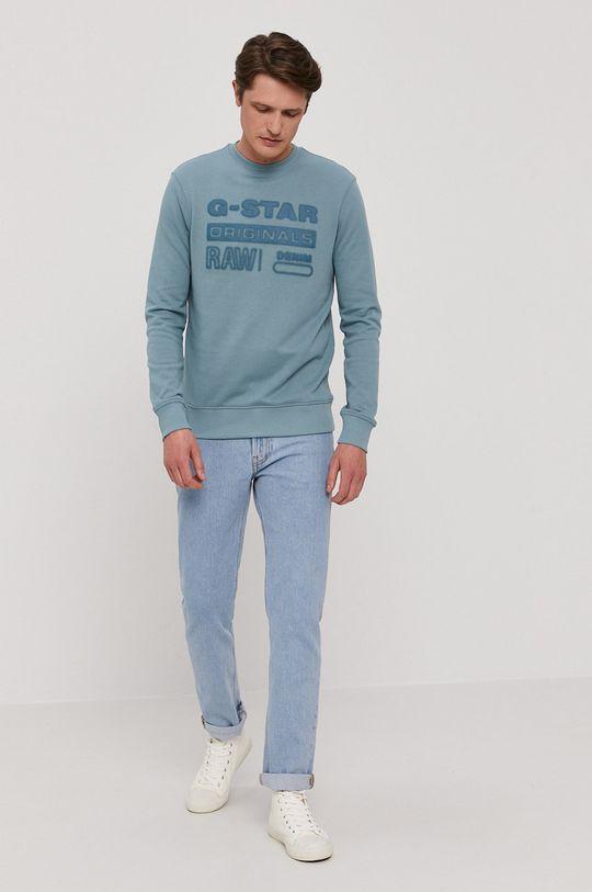 G-Star Raw - Bluza niebieski