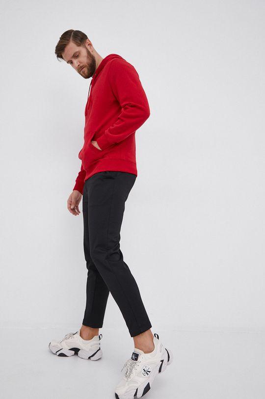 czerwony Guess - Bluza