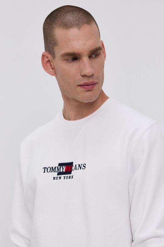 bílá Tommy Jeans - Mikina