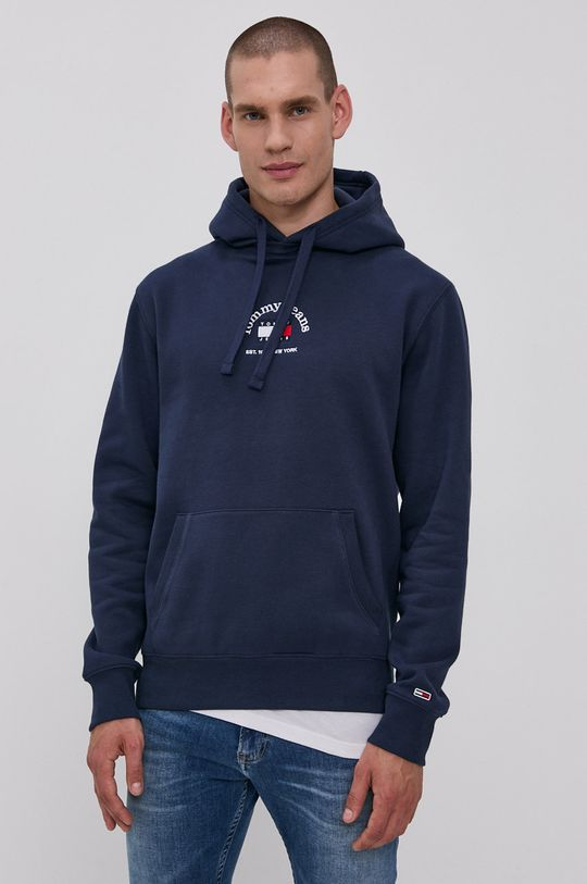granatowy Tommy Jeans - Bluza