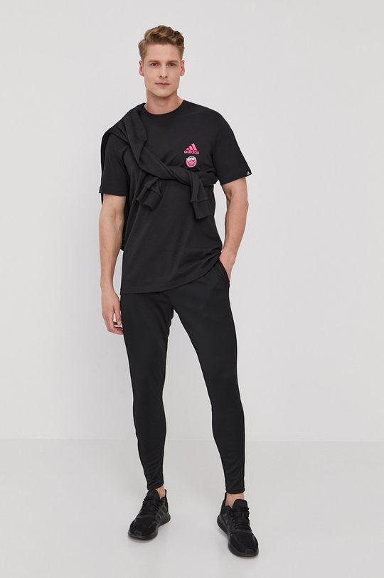 adidas - Bluza negru
