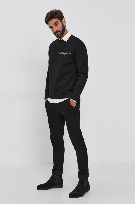 Emporio Armani - Bluza czarny
