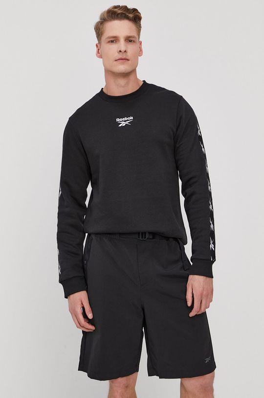 negru Reebok - Bluza De bărbați