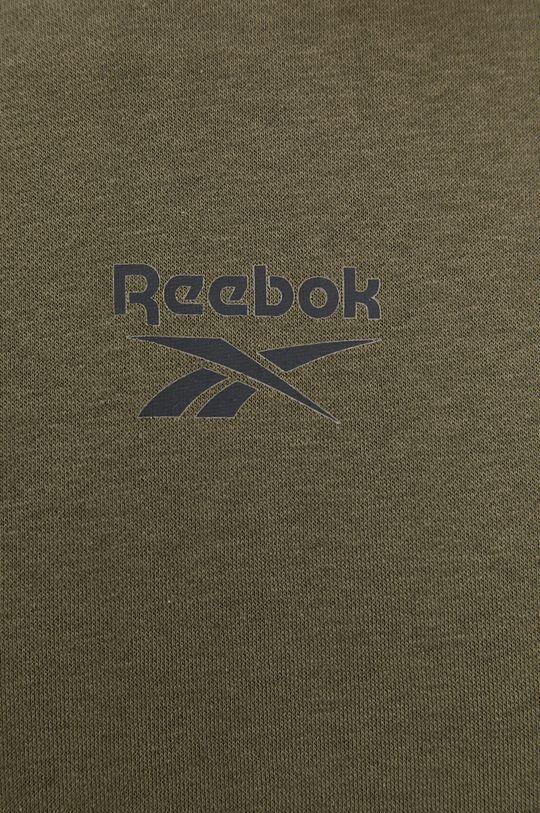 olivová Reebok - Mikina