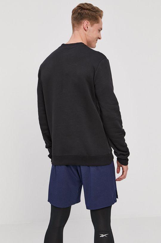 Reebok - Bluza Materiał zasadniczy: 80 % Bawełna, 20 % Poliester, Ściągacz: 95 % Bawełna, 5 % Elastan