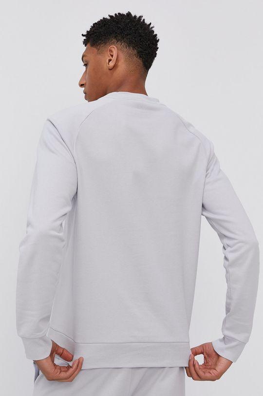 Calvin Klein Performance - Bavlnená mikina  Základná látka: 100% Bavlna Elastická manžeta: 96% Bavlna, 4% Elastan
