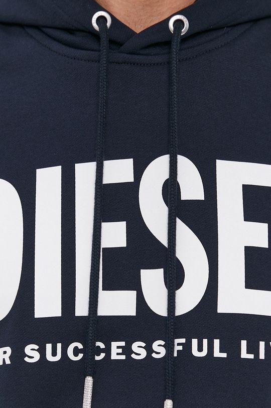 Diesel - Bavlněná mikina Pánský