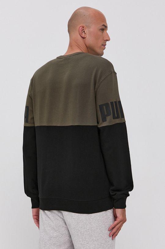 Puma - Bluza Materiał zasadniczy: 100 % Bawełna, Ściągacz: 98 % Bawełna, 2 % Elastan