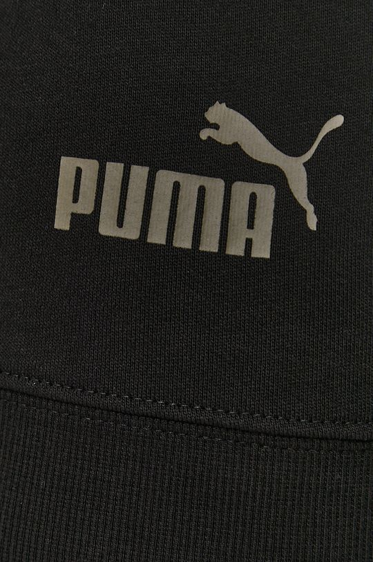 brązowa zieleń Puma - Bluza