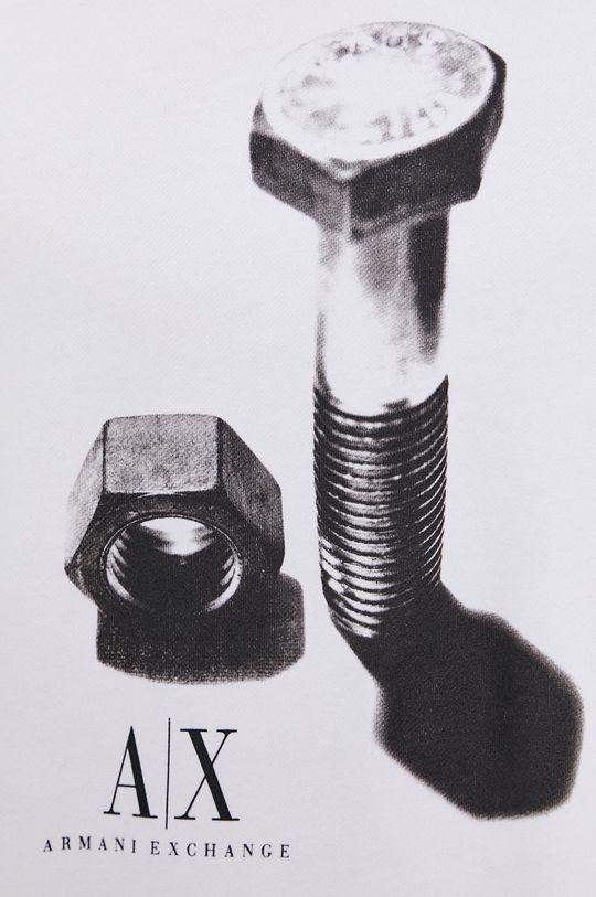 Armani Exchange - Bluza bawełniana Męski