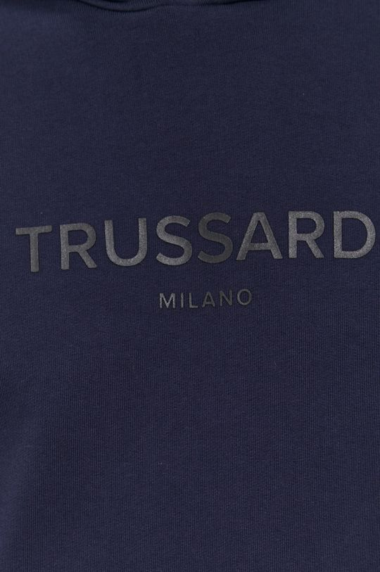 Trussardi - Bluza bawełniana Męski