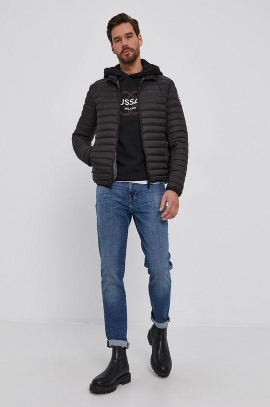 Trussardi - Bluza bawełniana czarny