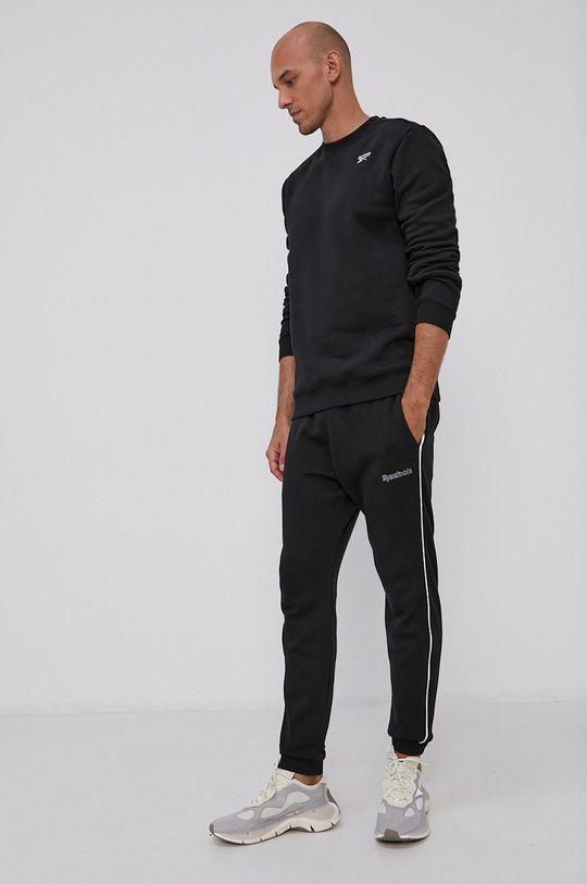 Reebok - Bluza czarny
