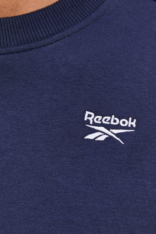 námořnická modř Reebok - Mikina
