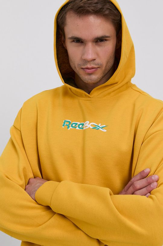 žlutá Reebok - Mikina
