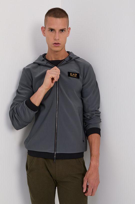 gri EA7 Emporio Armani - Bluza De bărbați