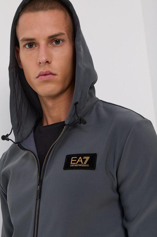 gri EA7 Emporio Armani - Bluza