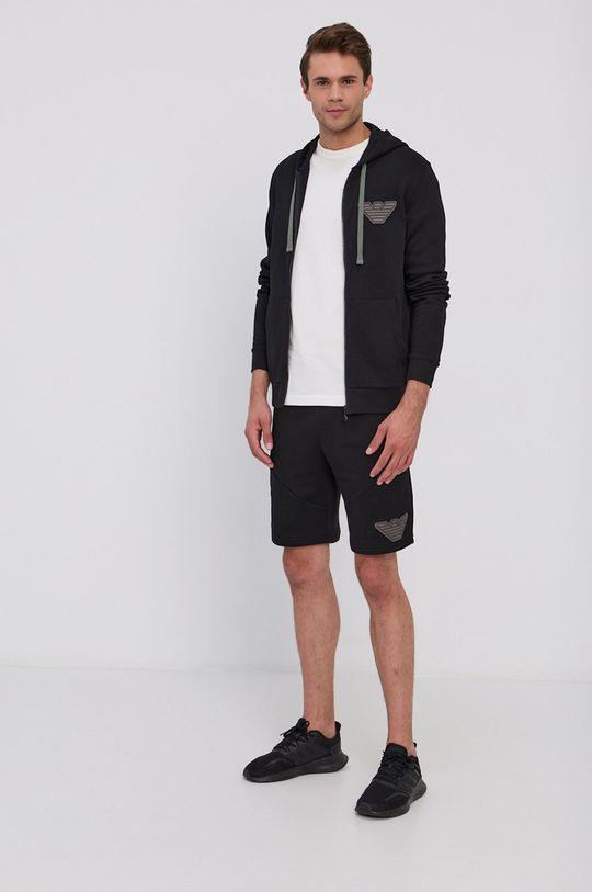 Emporio Armani Underwear - Bluza czarny
