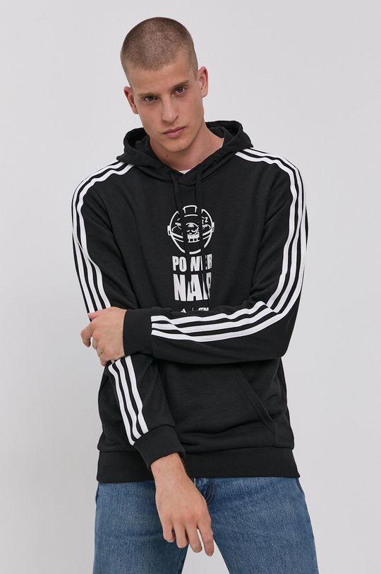 czarny adidas - Bluza x Star Wars Męski