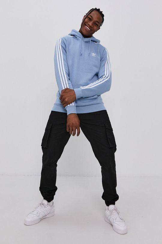 adidas Originals - Bluza blady niebieski