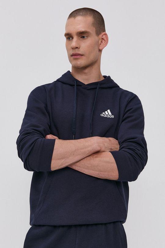 námořnická modř adidas - Mikina Pánský