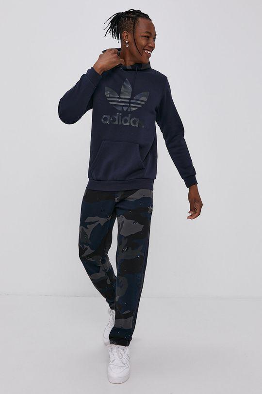 námořnická modř adidas Originals - Mikina