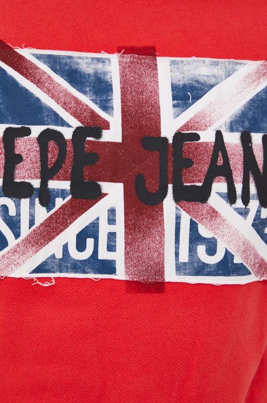 Pepe Jeans - Bluza bawełniana Jared Męski