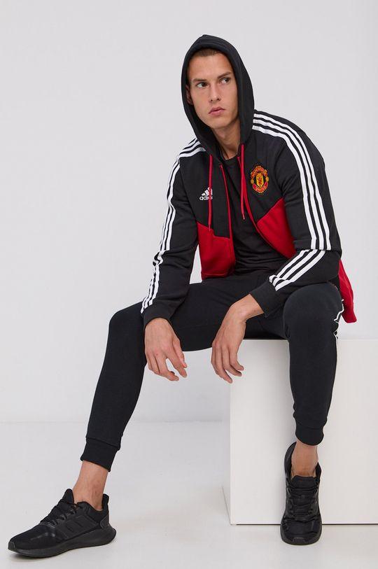 rosu adidas Performance - Bluza De bărbați