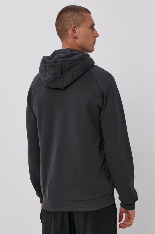 adidas Performance - Bavlnená mikina  Základná látka: 100% Bavlna Iné látky: 100% Polyester