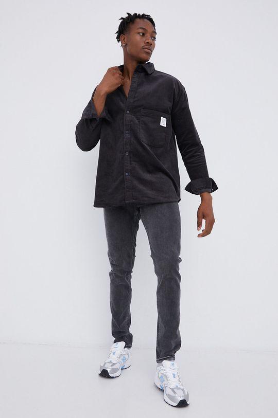 Dr. Denim - Βαμβακερό πουκάμισο  100% Βαμβάκι