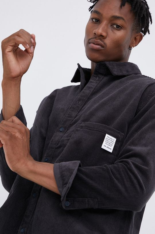 Dr. Denim - Βαμβακερό πουκάμισο Ανδρικά